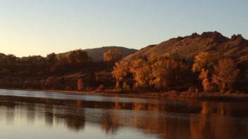 Montana Fly Fishing Big Horn River