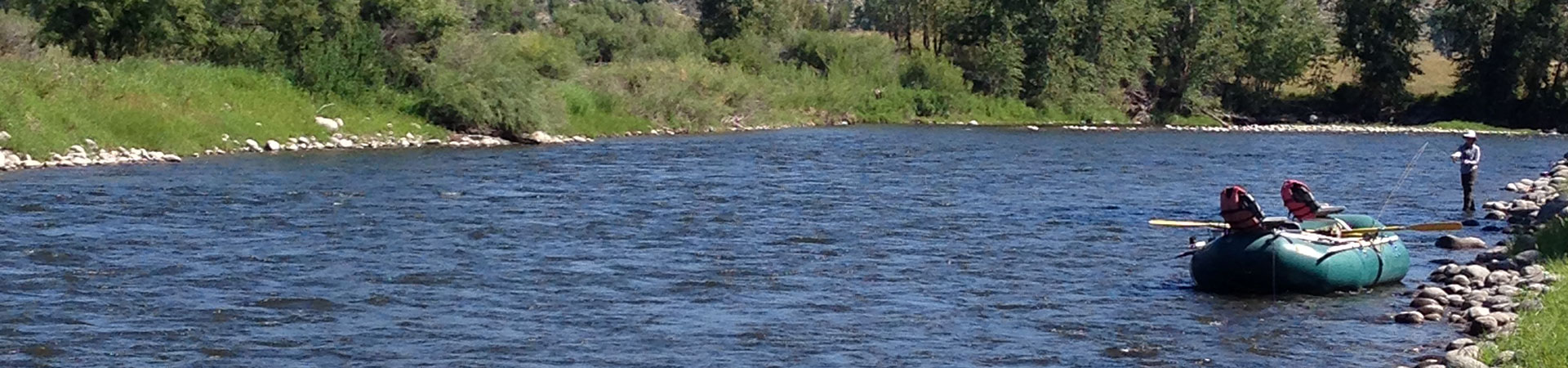 Montana Fly Fishing Stillwater River