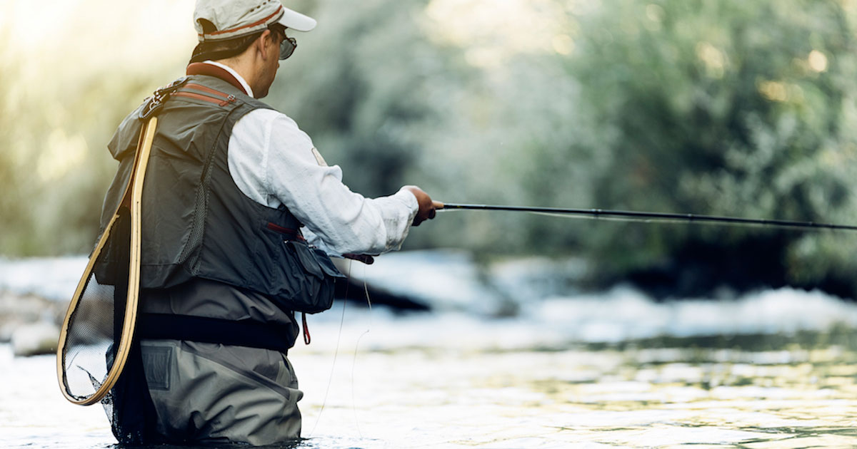 Guide 8 must have items fly fishing gear to protect you for Fishing must haves