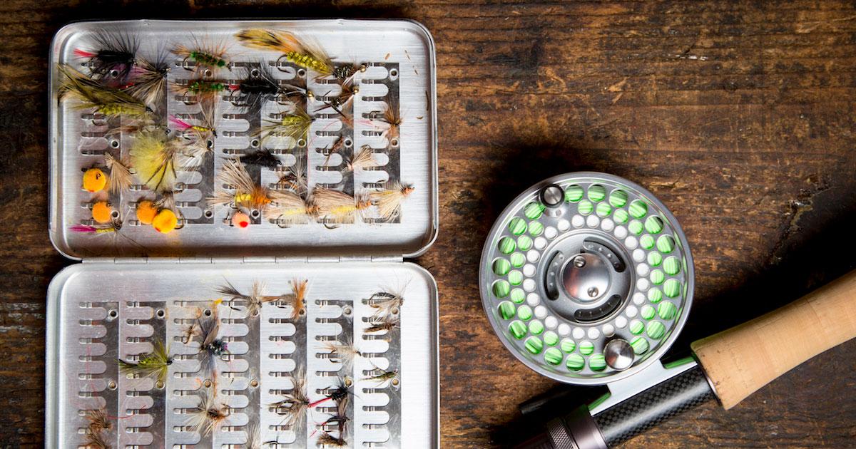 stillwater anglers fly box organization