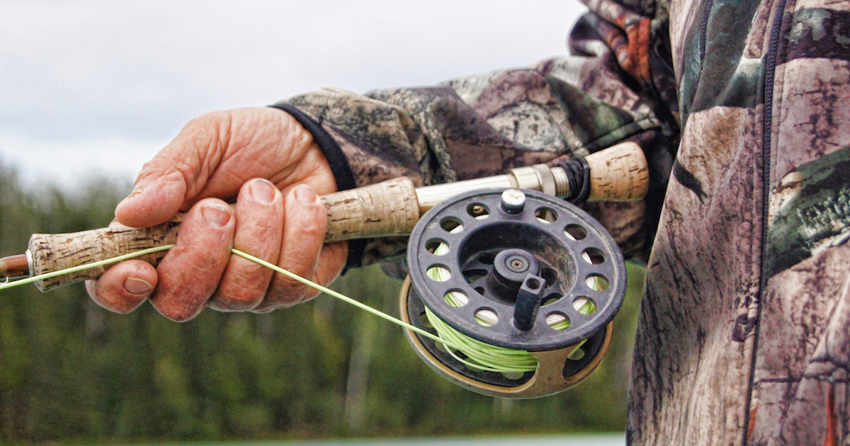 Stillwater Anglers Choose A Fly Reel