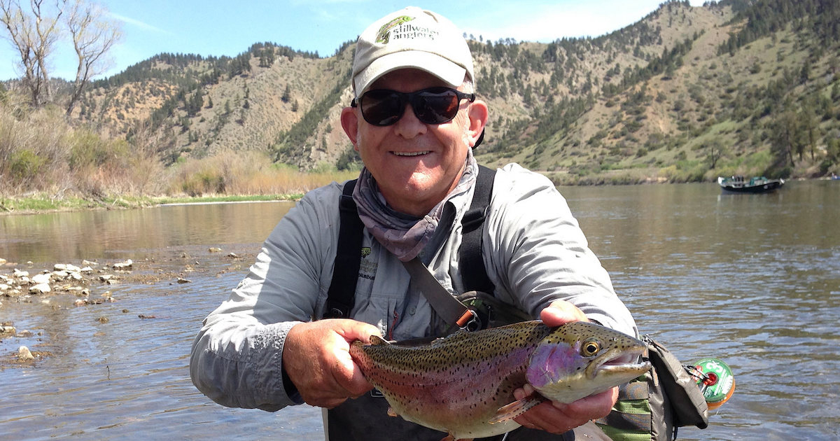 Stillwater Anglers Choose Fly Fishing