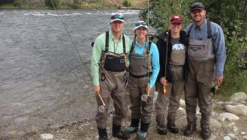 Making the Choice – How to Be Sure You Have the Right Type of Waders
