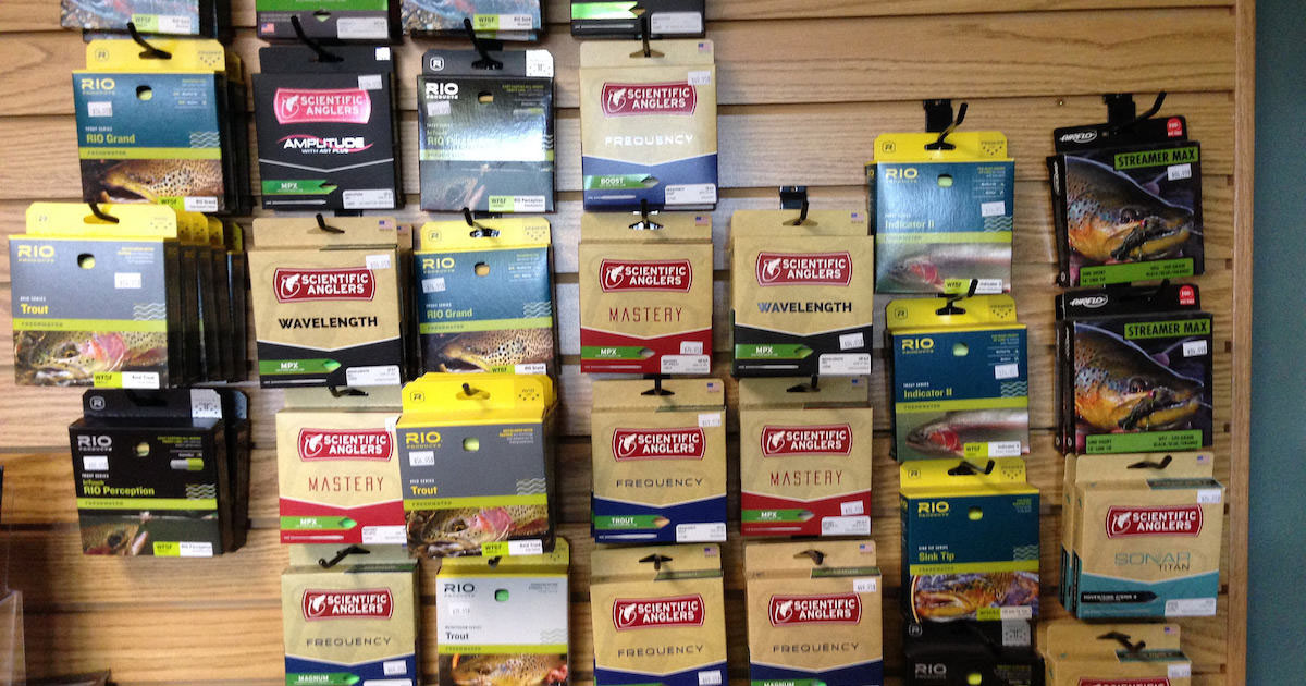 Stillwater Anglers Fly Fishing Line