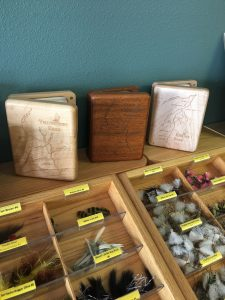Stillwater Anglers River Engraved Fly Boxes