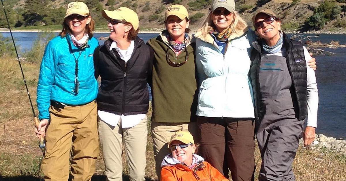 Stillwater Anglers Corporate Fly Fishing Retreat