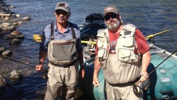 How to Have An Amazing Time Fly Fishing With Friends