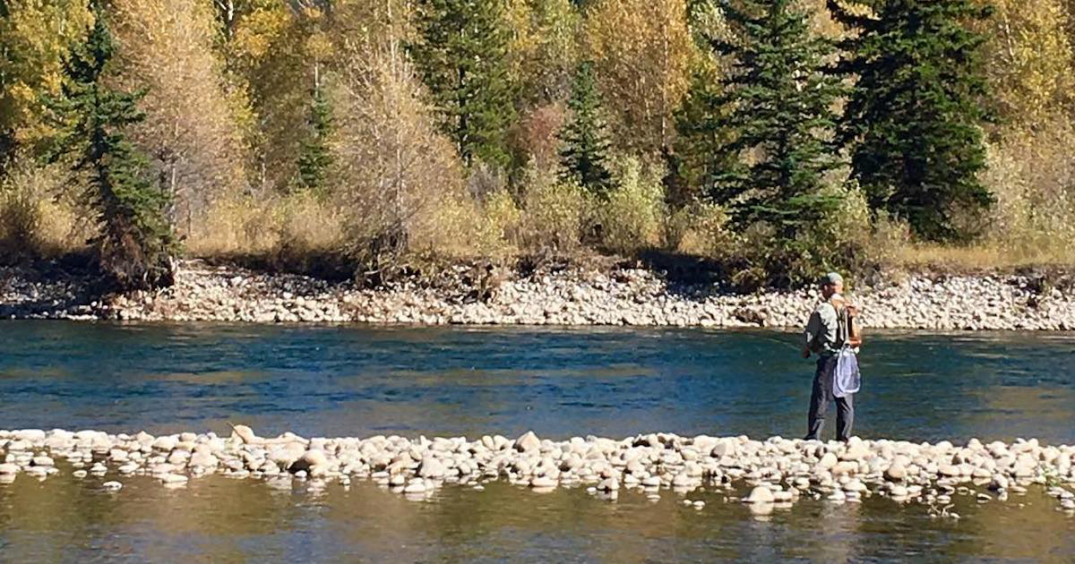 Fly Fishing History StillWater Anglers