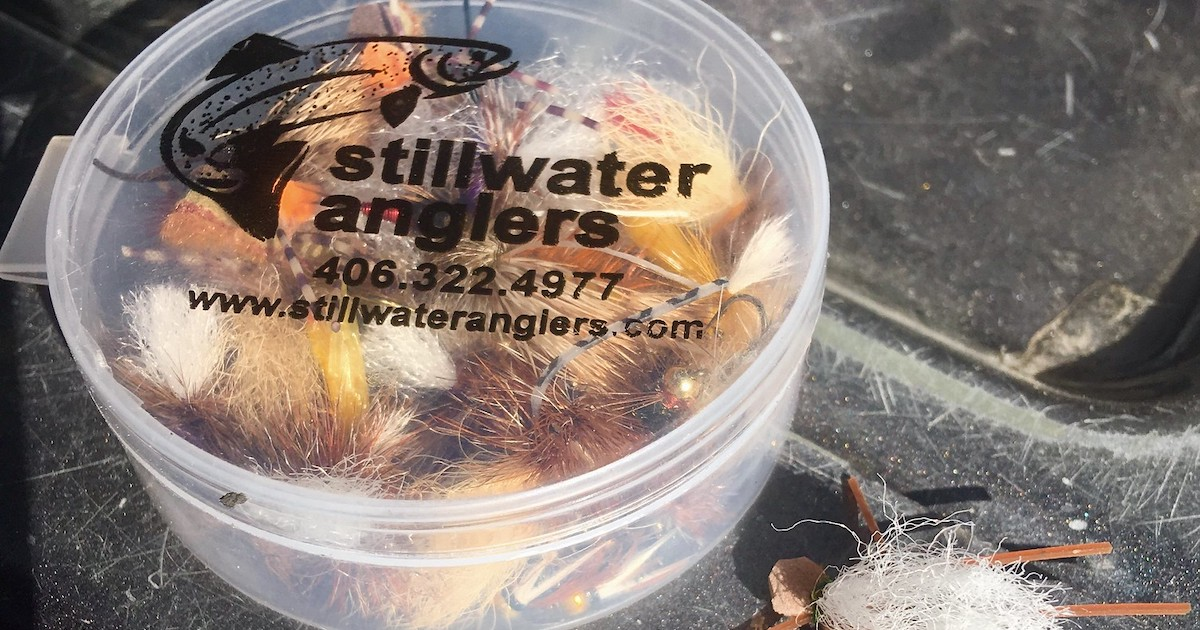 Stillwater Anglers Fly Tying Kit