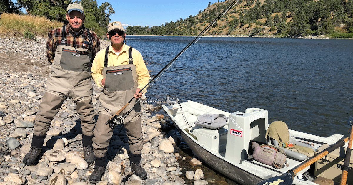 Montana Fishing Trip Stillwater Anglers