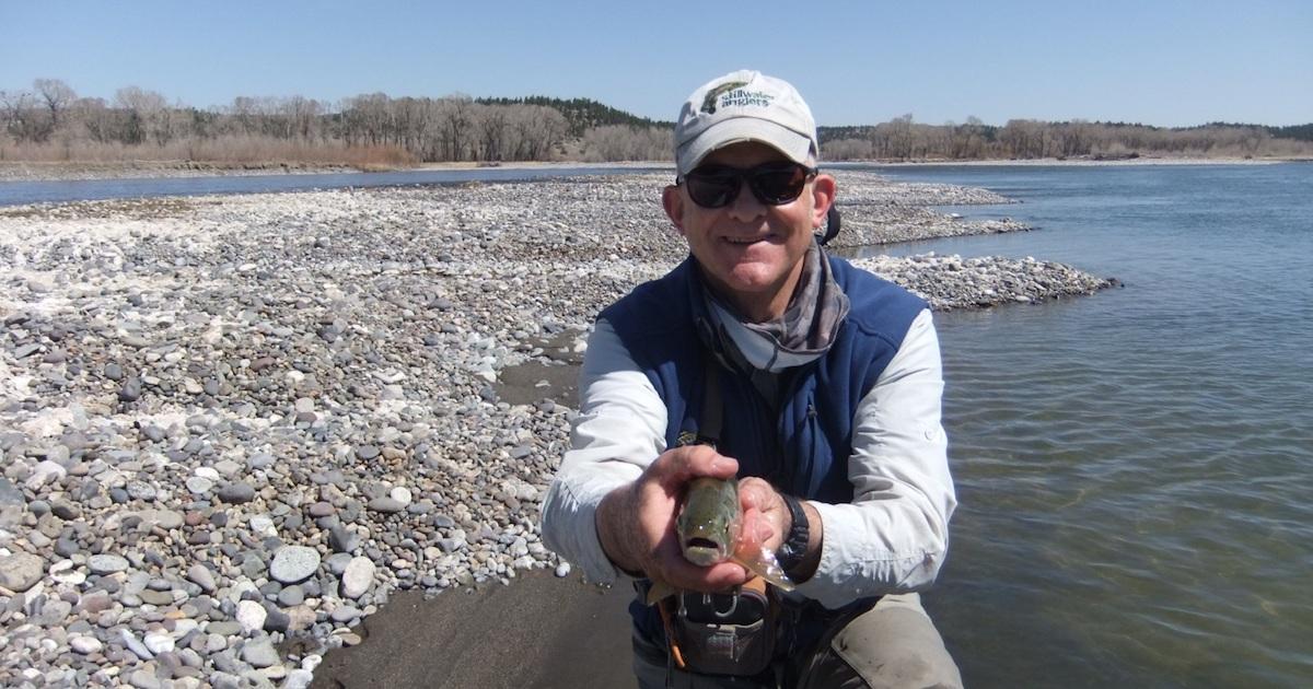 Yellowstone River Fishing Report Stillwater Anglers