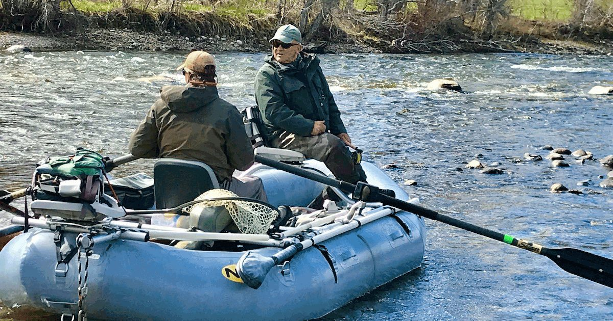 Montana Fly Fishing Packages Stillwater Anglers