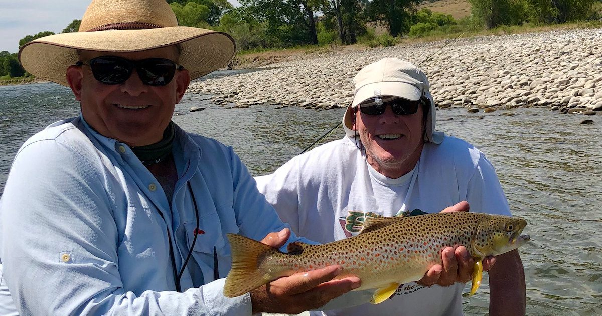 How Much To Tip Fly Fishing Guide In Montana